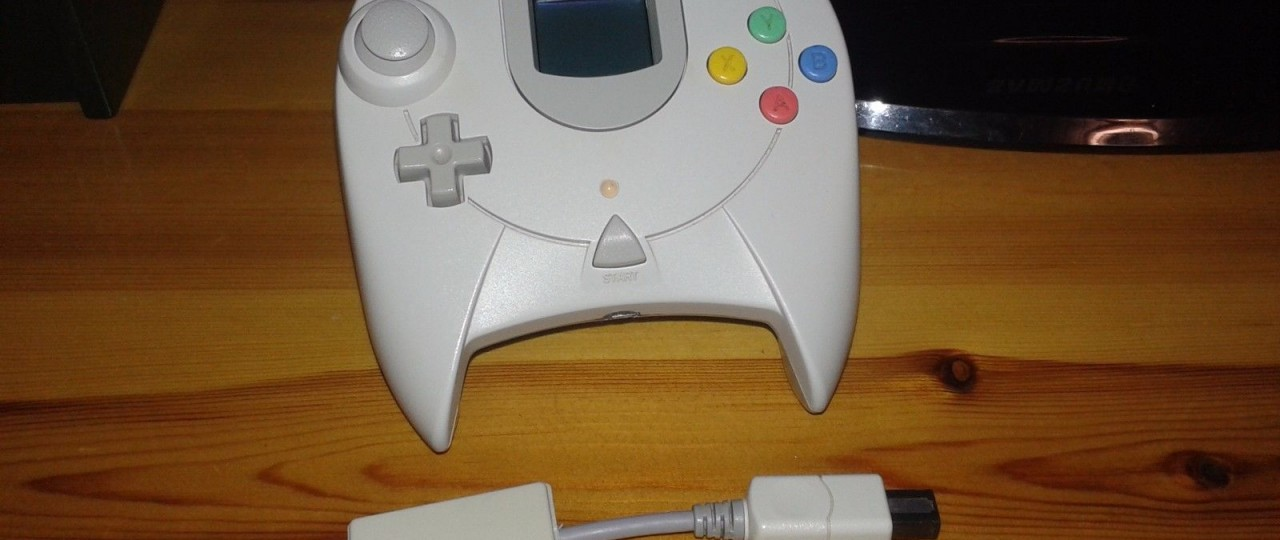dreamconn wireless dreamcast controller